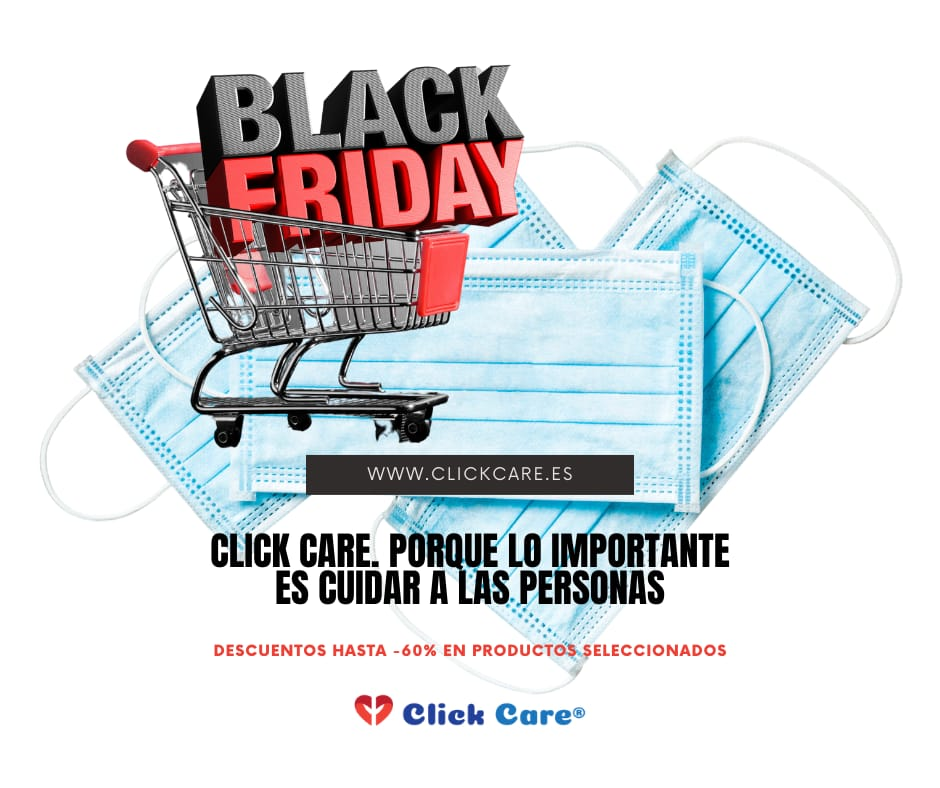 Black Friday en Click Care